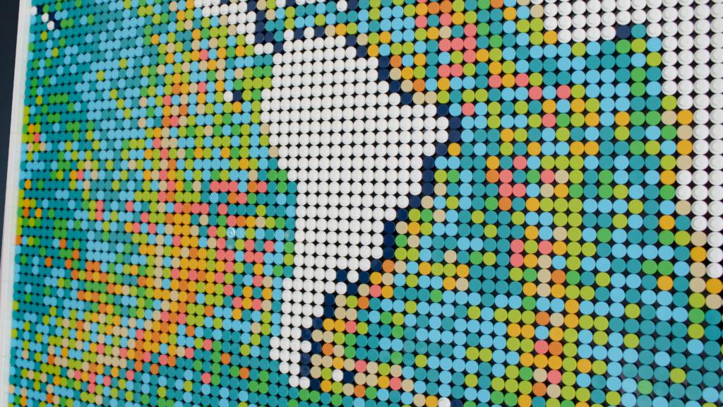 LEGO Art 31203 World Map 8