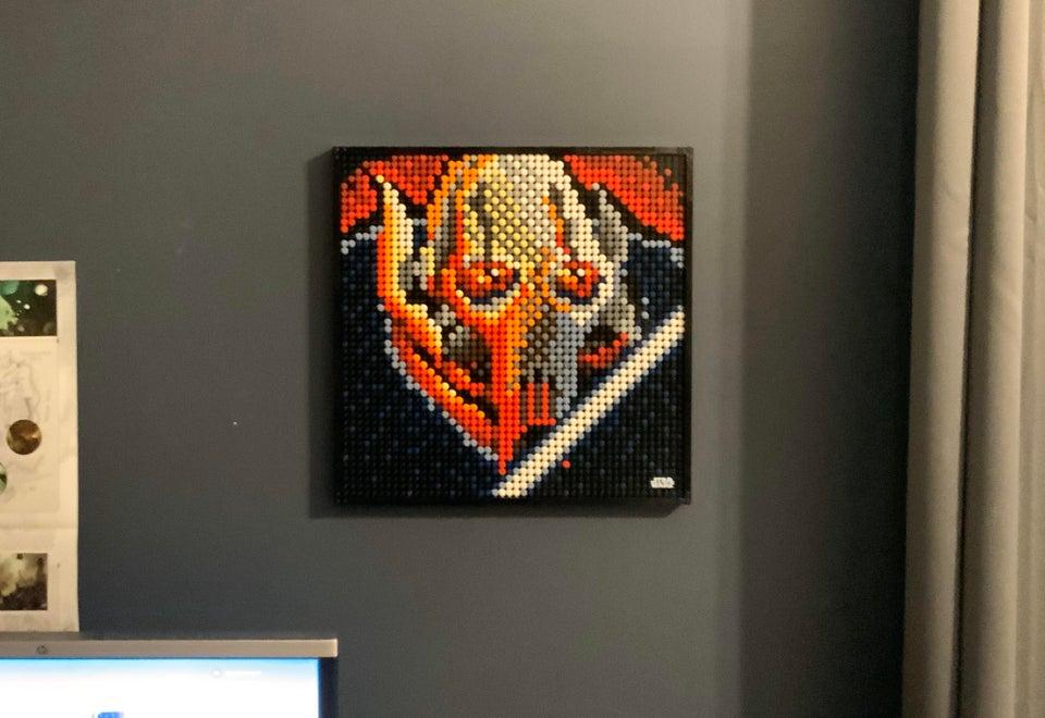 LEGO Art General Grievous