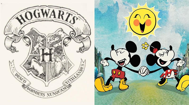 LEGO Art Hogwarts Disney Featured