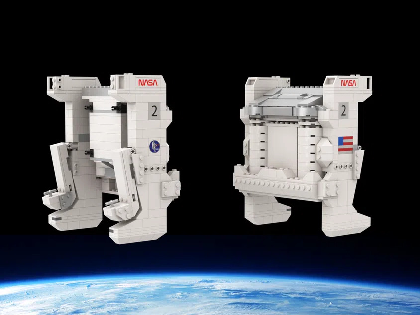 LEGO Astronaut Equipment