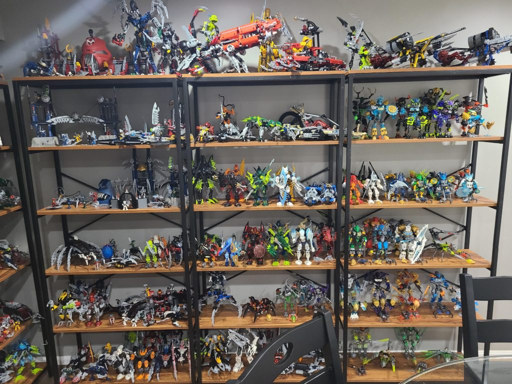 LEGO BIONICLE Collection 02
