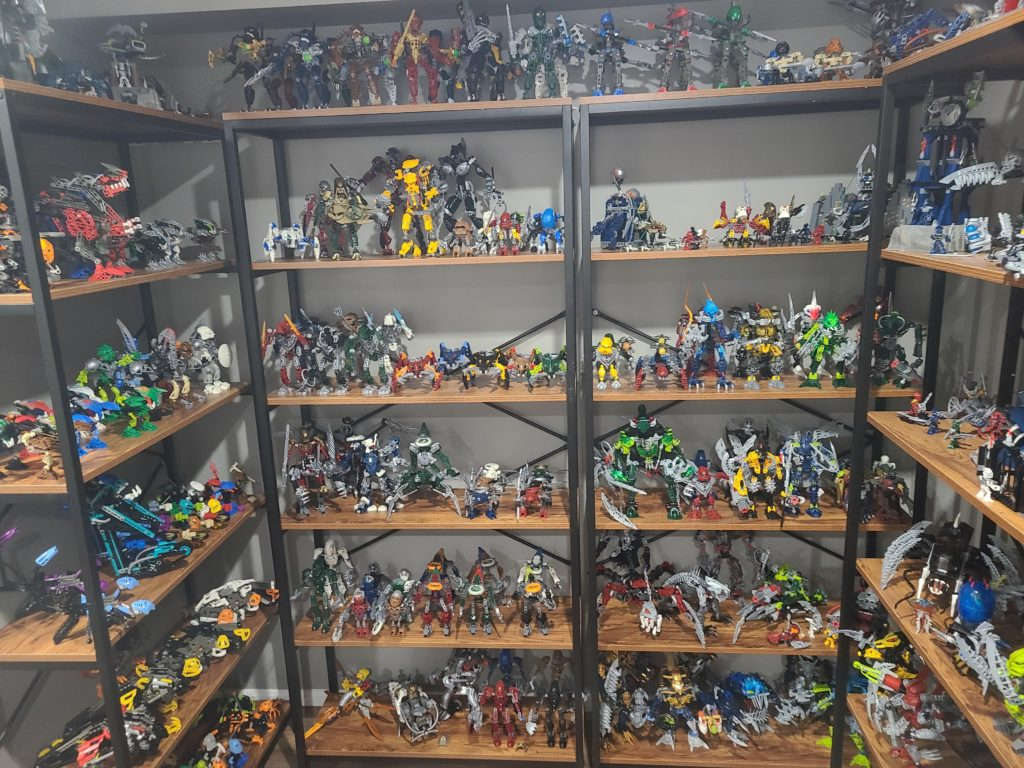 LEGO BIONICLE Collection 03
