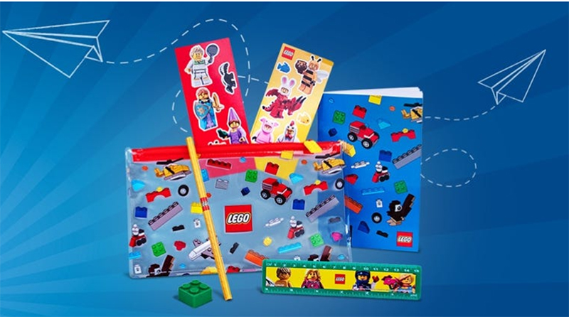 LEGO Back To School Featured