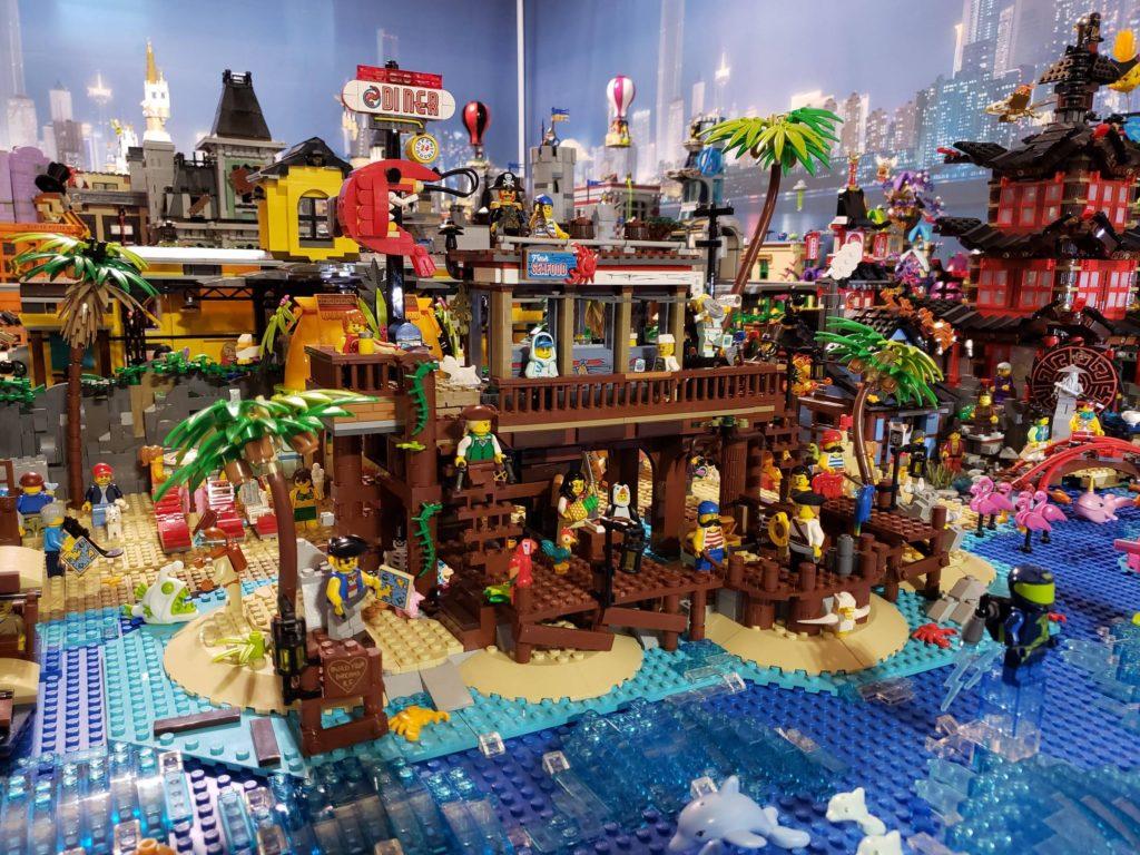 LEGO Barracuda bay solution reddit