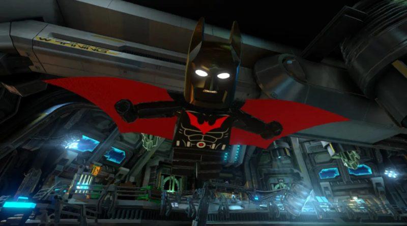 LEGO Batman 3 Beyond minifigure featured