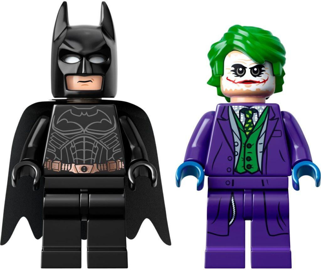LEGO Batman 76023 The Tumbler minifigures