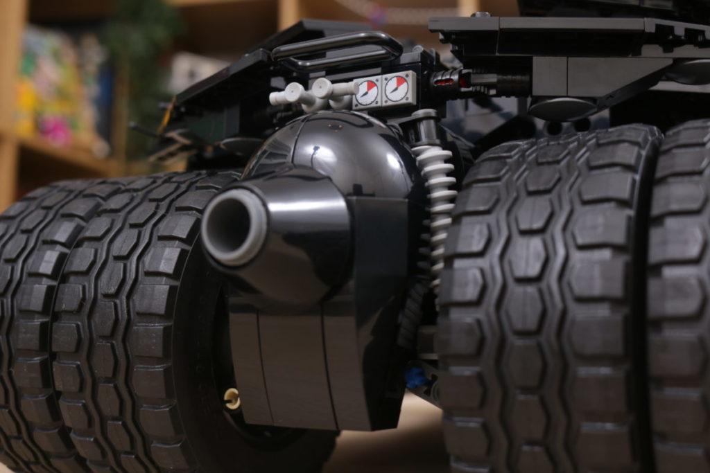 LEGO Batman 76023 The Tumbler review 10