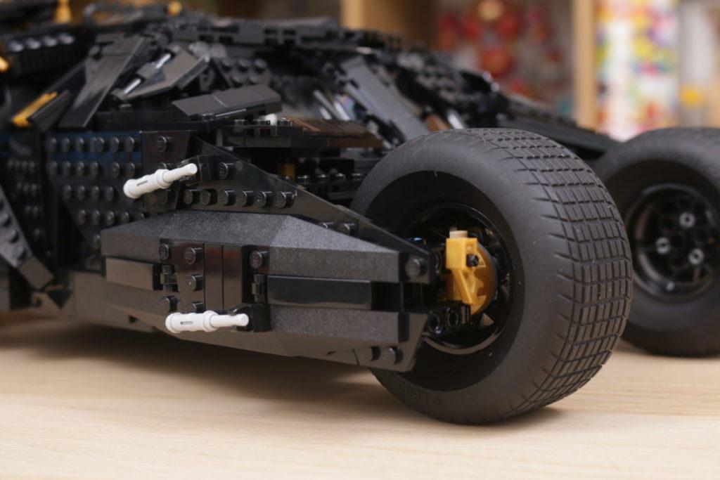 LEGO Batman 76023 The Tumbler review 12