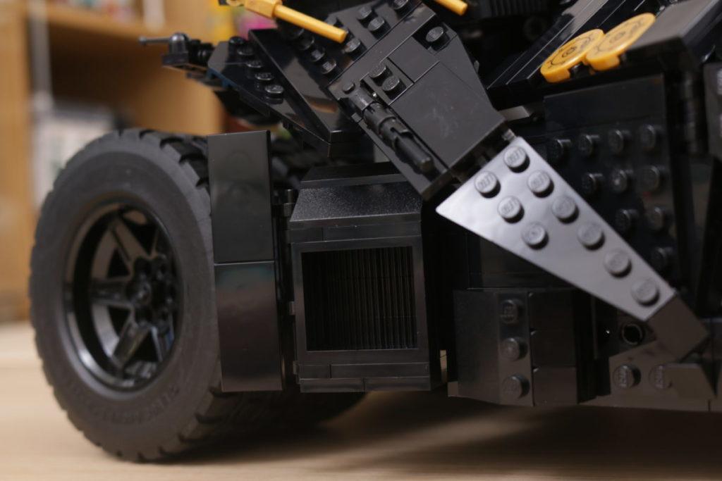 LEGO Batman 76023 The Tumbler review 13