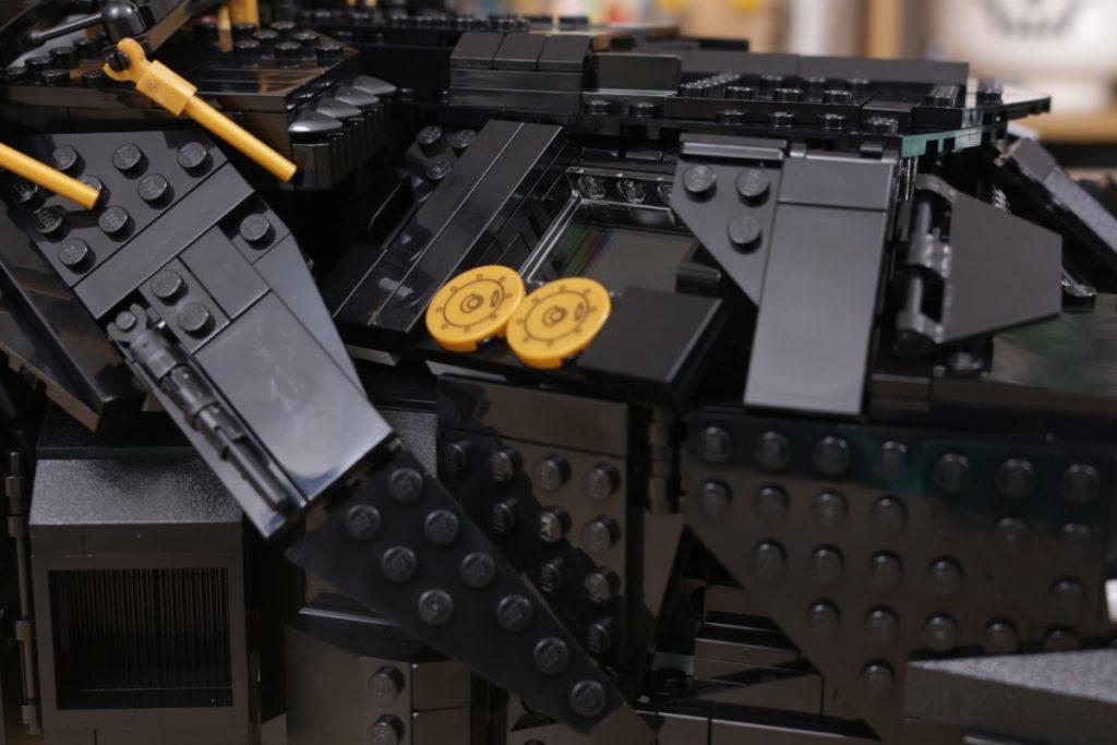 LEGO Batman 76023 The Tumbler review 14