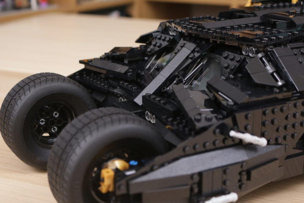 LEGO Batman 76023 The Tumbler review 17
