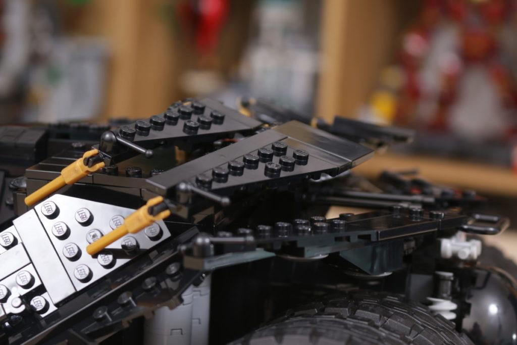 LEGO Batman 76023 The Tumbler review 19
