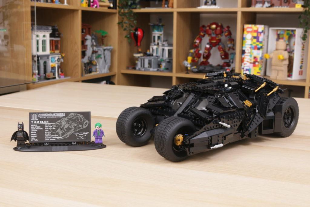 LEGO Batman 76023 The Tumbler review 1i