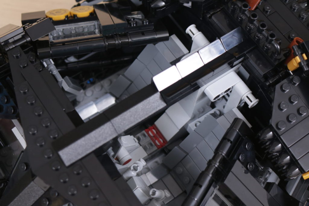 LEGO Batman 76023 The Tumbler review 22
