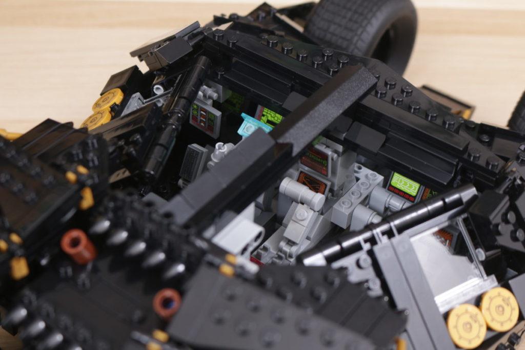 LEGO Batman 76023 The Tumbler review 25