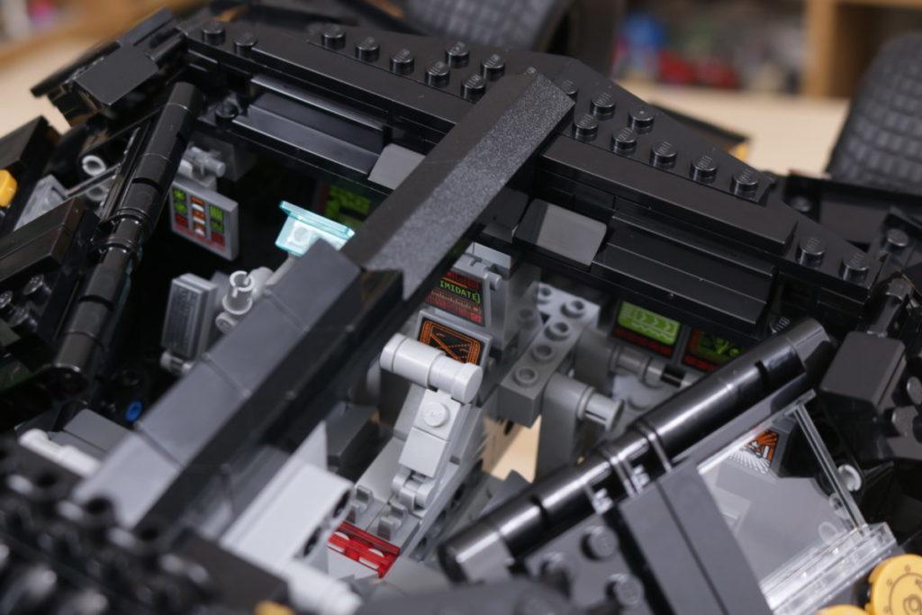 LEGO Batman 76023 The Tumbler review 26