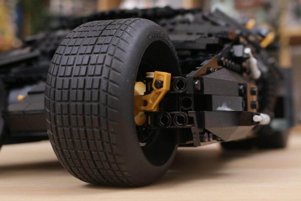 LEGO Batman 76023 The Tumbler review 29