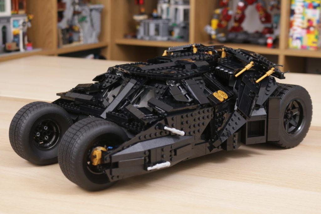 LEGO Batman 76023 The Tumbler review 3