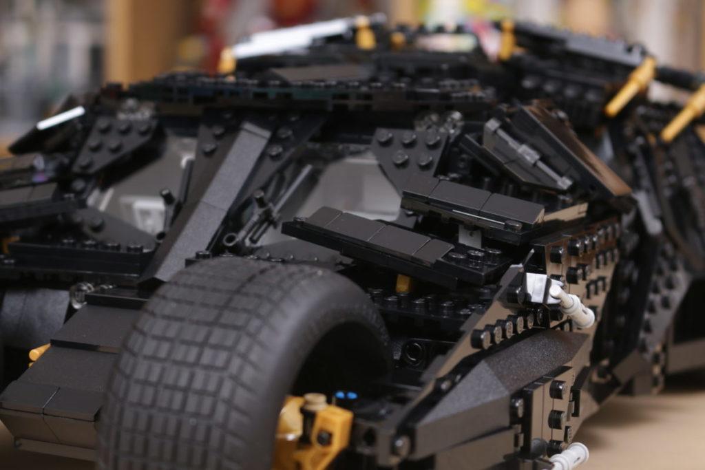 LEGO Batman 76023 The Tumbler review 30