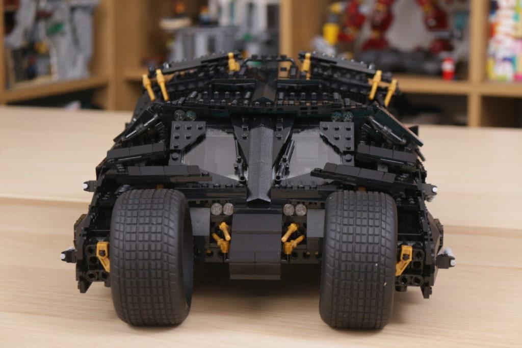 LEGO Batman 76023 The Tumbler review 4