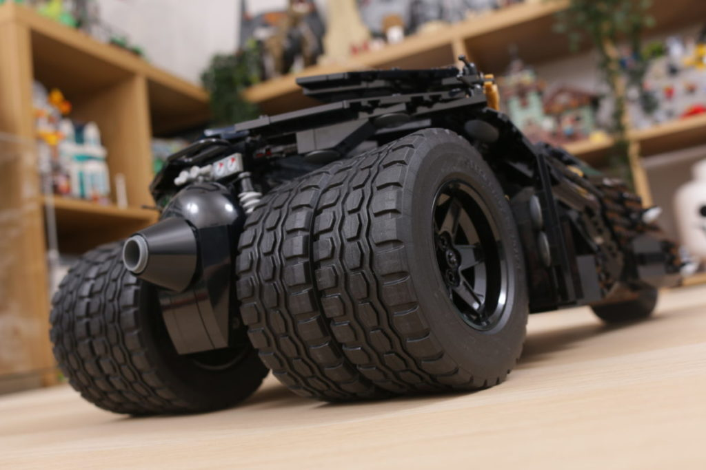 LEGO Batman 76023 The Tumbler review 42