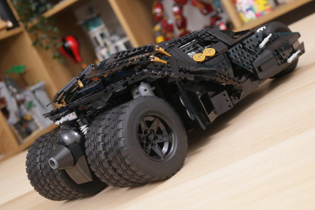 LEGO Batman 76023 The Tumbler review 44