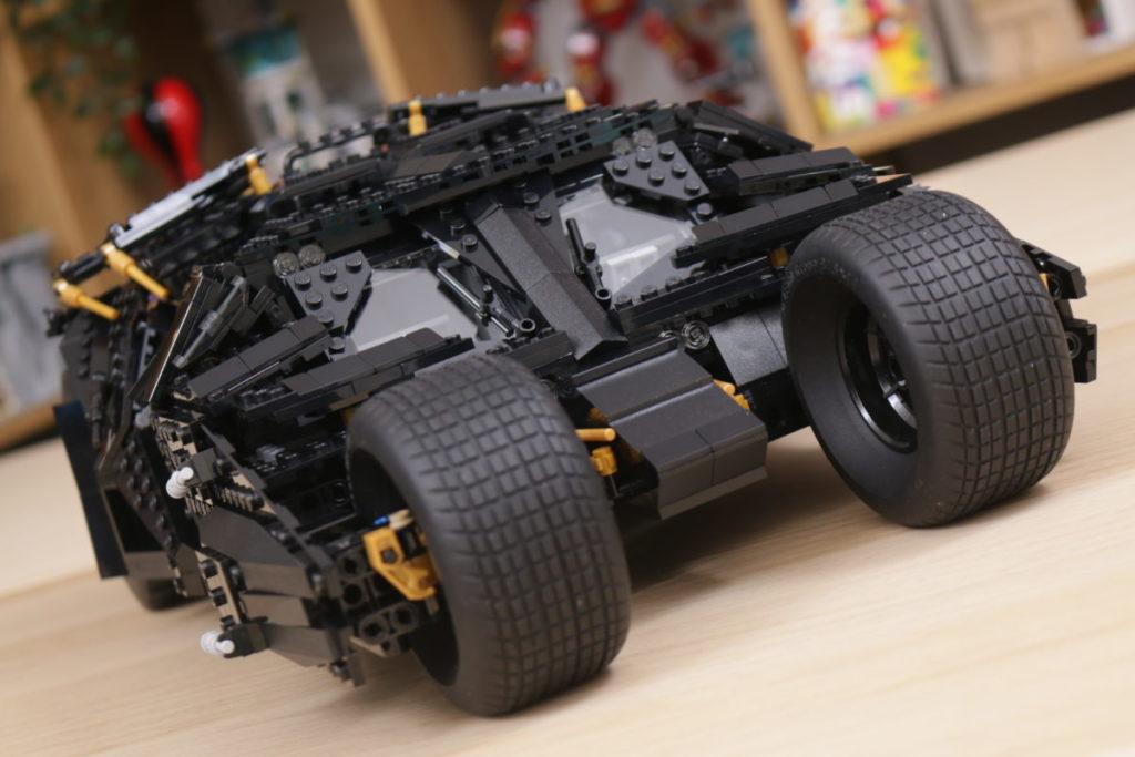 LEGO Batman 76023 The Tumbler review 45