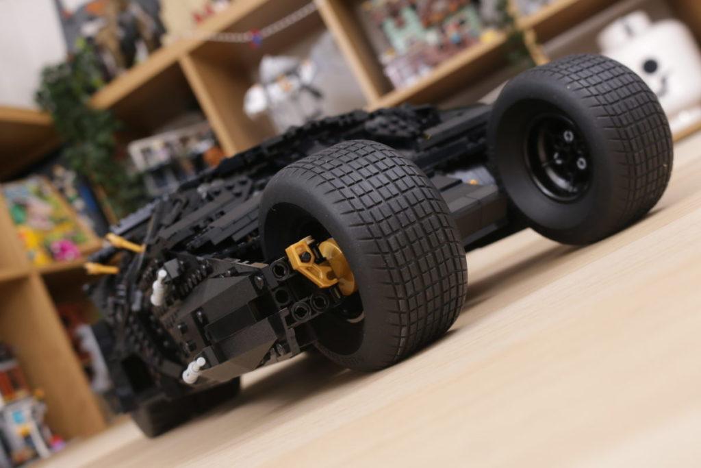 LEGO Batman 76023 The Tumbler review 46