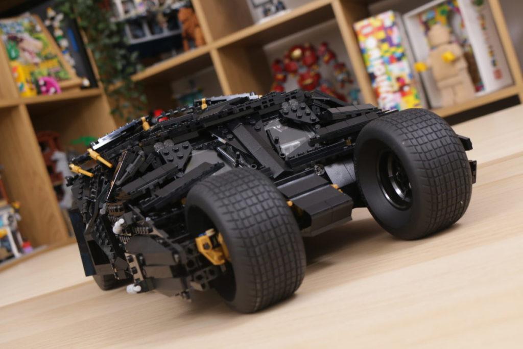 LEGO Batman 76023 The Tumbler review 47