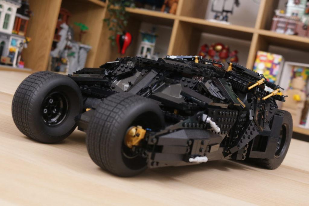 LEGO Batman 76023 The Tumbler review 48