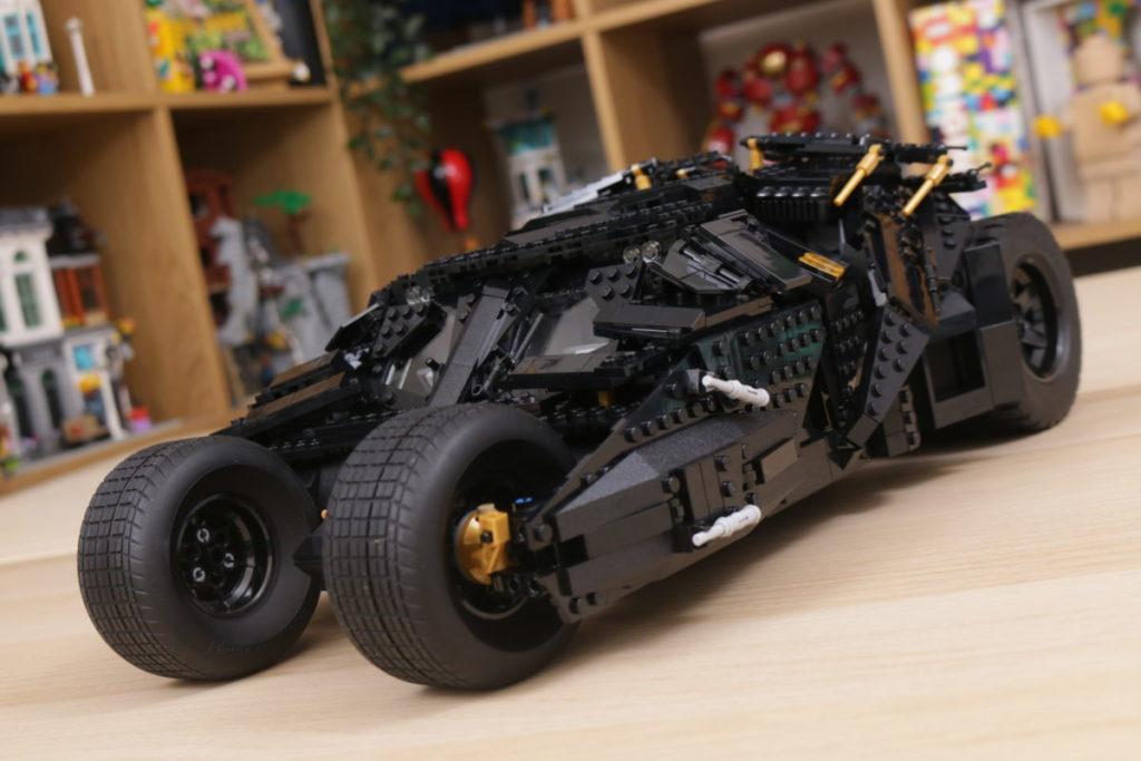 LEGO Batman 76023 The Tumbler review 49