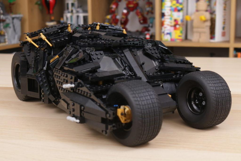 LEGO Batman 76023 The Tumbler review 5