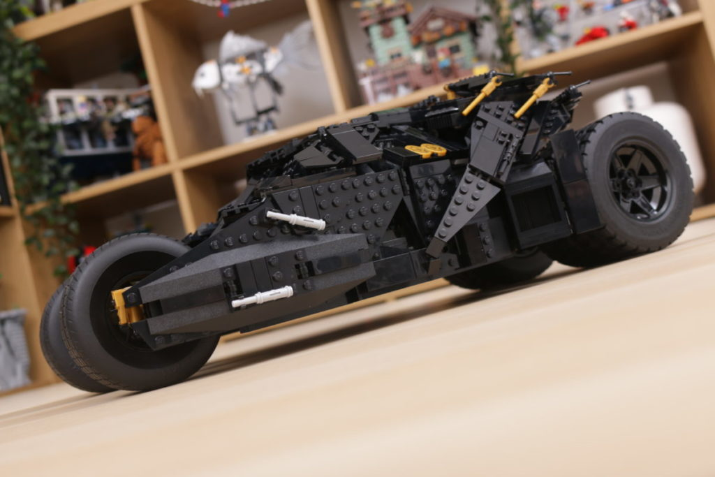 LEGO Batman 76023 The Tumbler review 50
