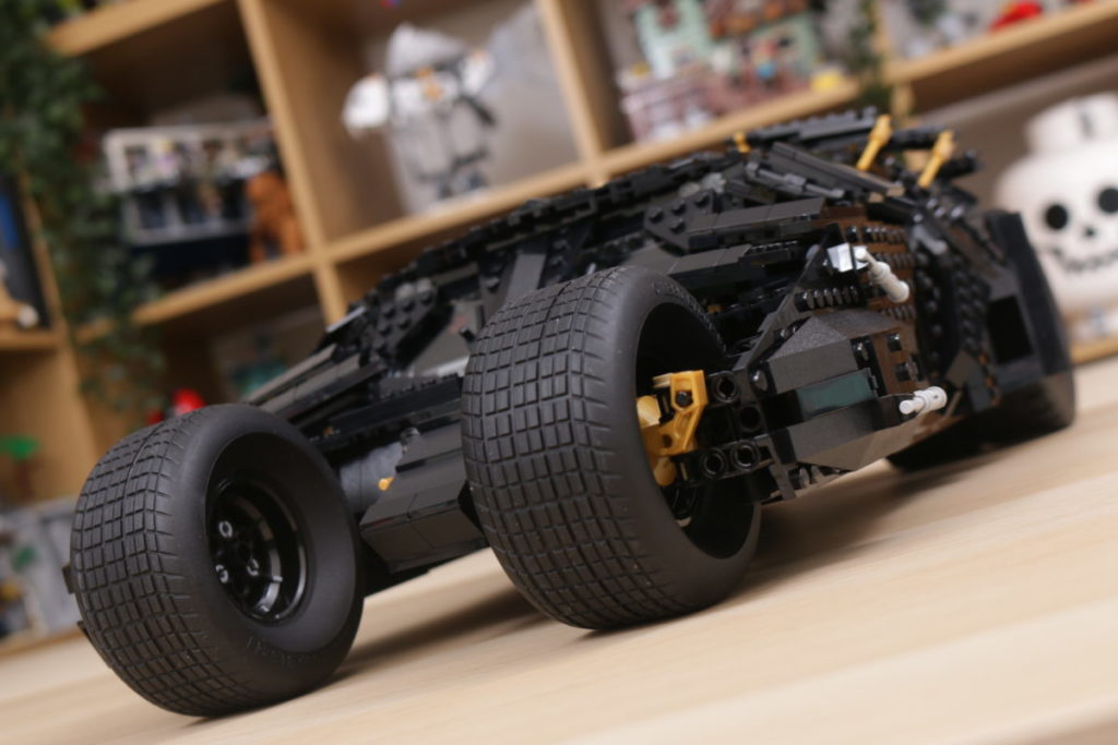 LEGO Batman 76023 The Tumbler review 51