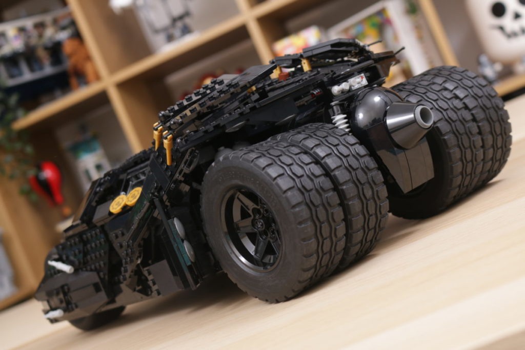 LEGO Batman 76023 The Tumbler review 52
