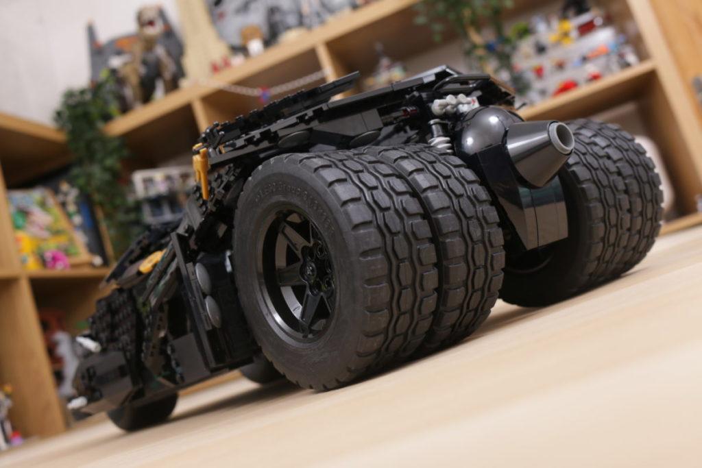 LEGO Batman 76023 The Tumbler review 53