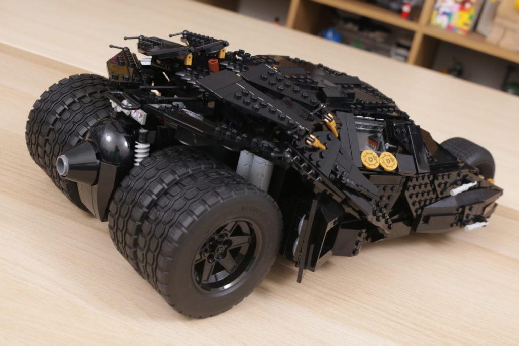 LEGO Batman 76023 The Tumbler review 54