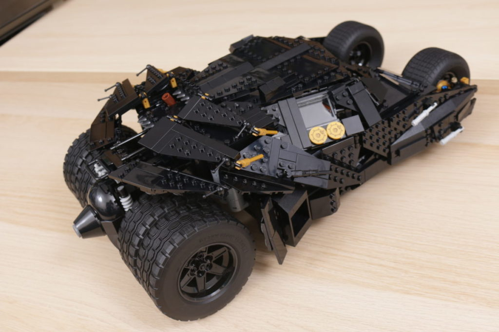LEGO Batman 76023 The Tumbler review 55
