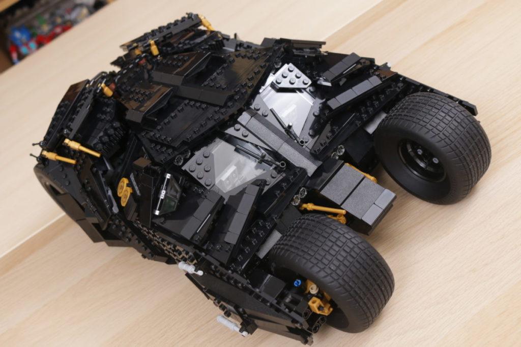 LEGO Batman 76023 The Tumbler review 56