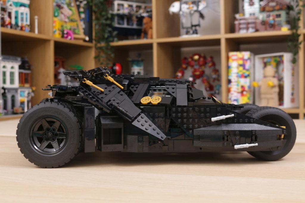 LEGO Batman 76023 The Tumbler review 6