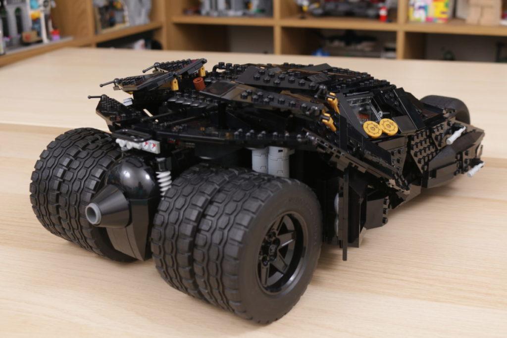 LEGO Batman 76023 The Tumbler review 7