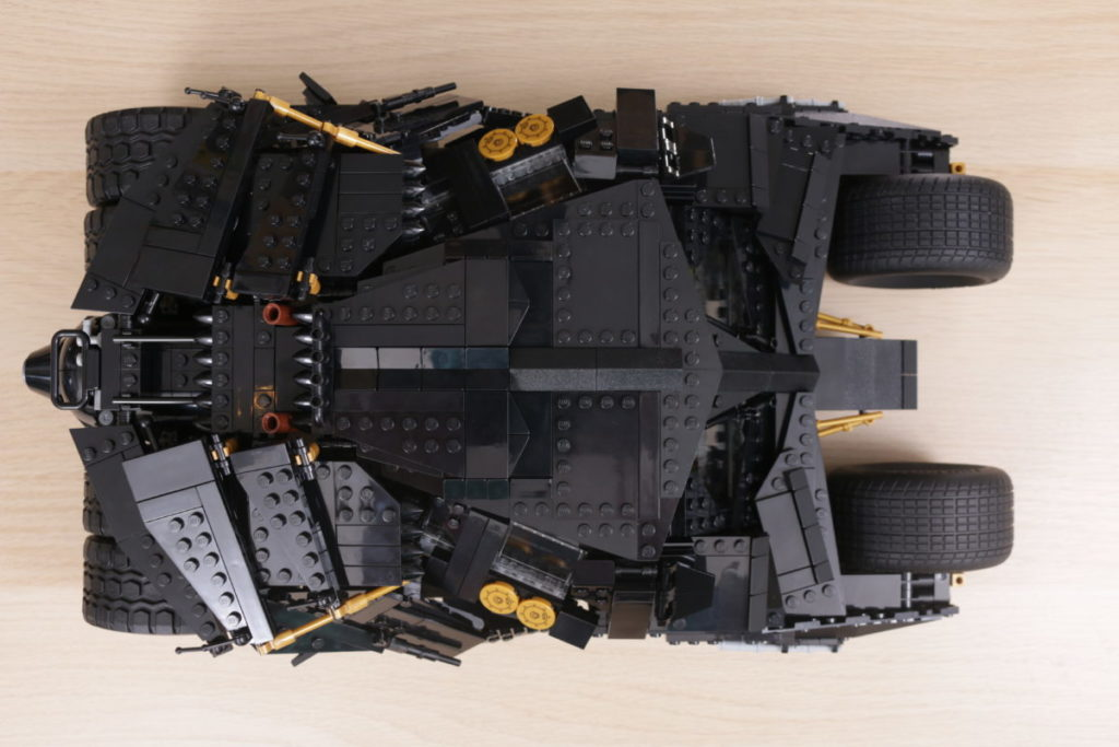 LEGO Batman 76023 The Tumbler review 8