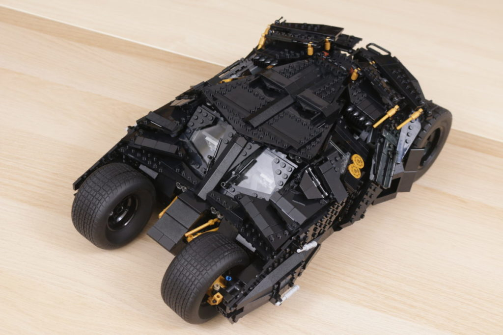 LEGO Batman 76023 The Tumbler review 9