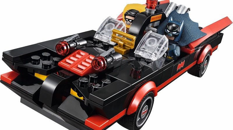 LEGO Batman 76052 Batman Classic TV Series – Batcave Batmobile featured