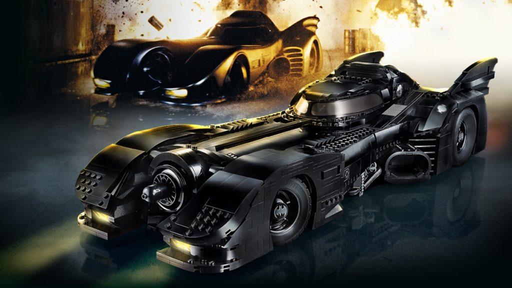LEGO Batman 76139 1989 Batmobile featured 1