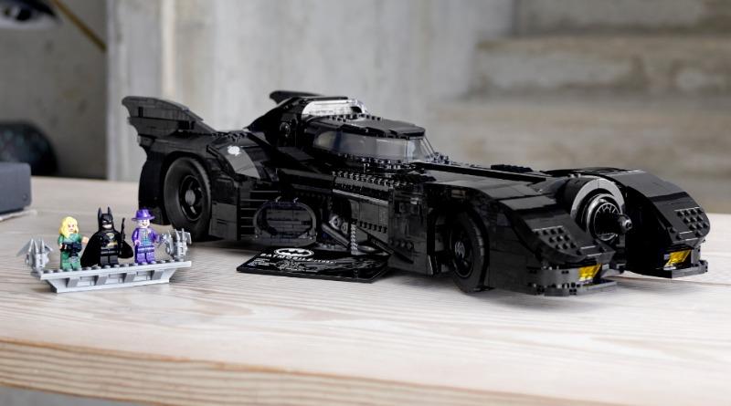 LEGO Batman 76139 1989 Batmobile Featured 3