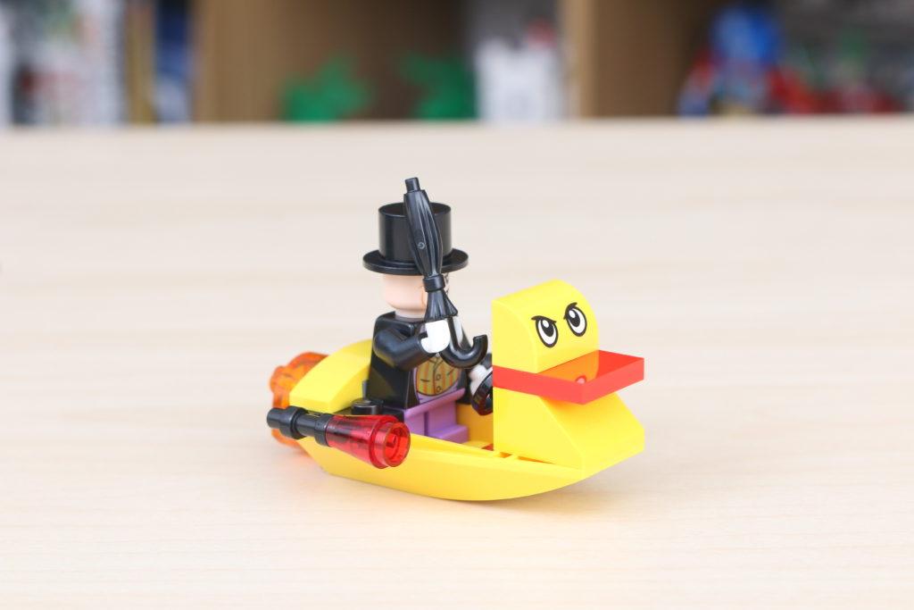 LEGO Batman 76158 Batboat The Penguin Pursuit review 2