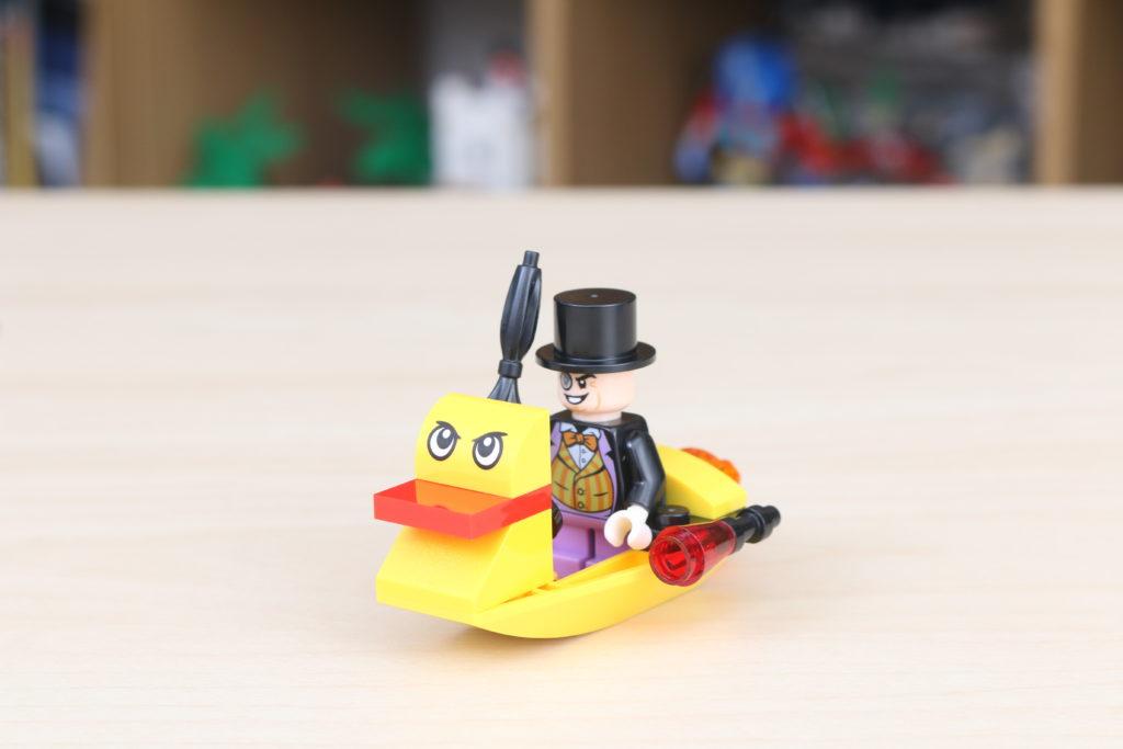 LEGO Batman 76158 Batboat The Penguin Pursuit review 3