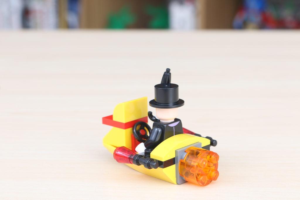LEGO Batman 76158 Batboat The Penguin Pursuit Review 4