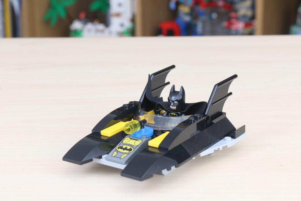 LEGO Batman 76158 Batboat The Penguin Pursuit review 5